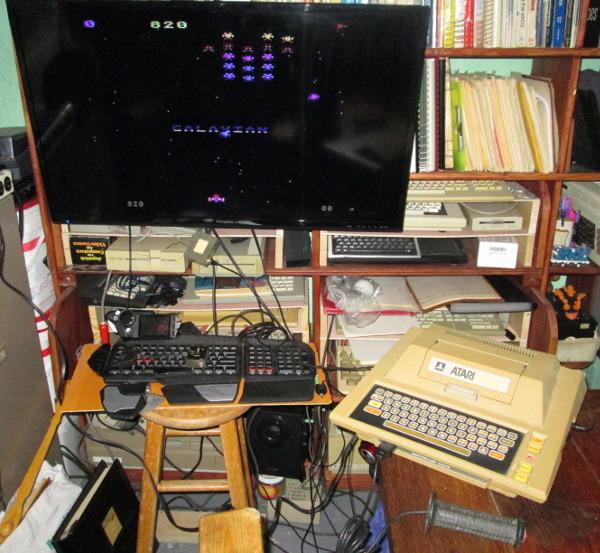 Atari 400!