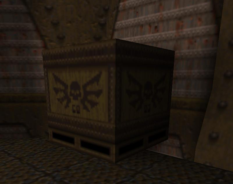 a Crate!